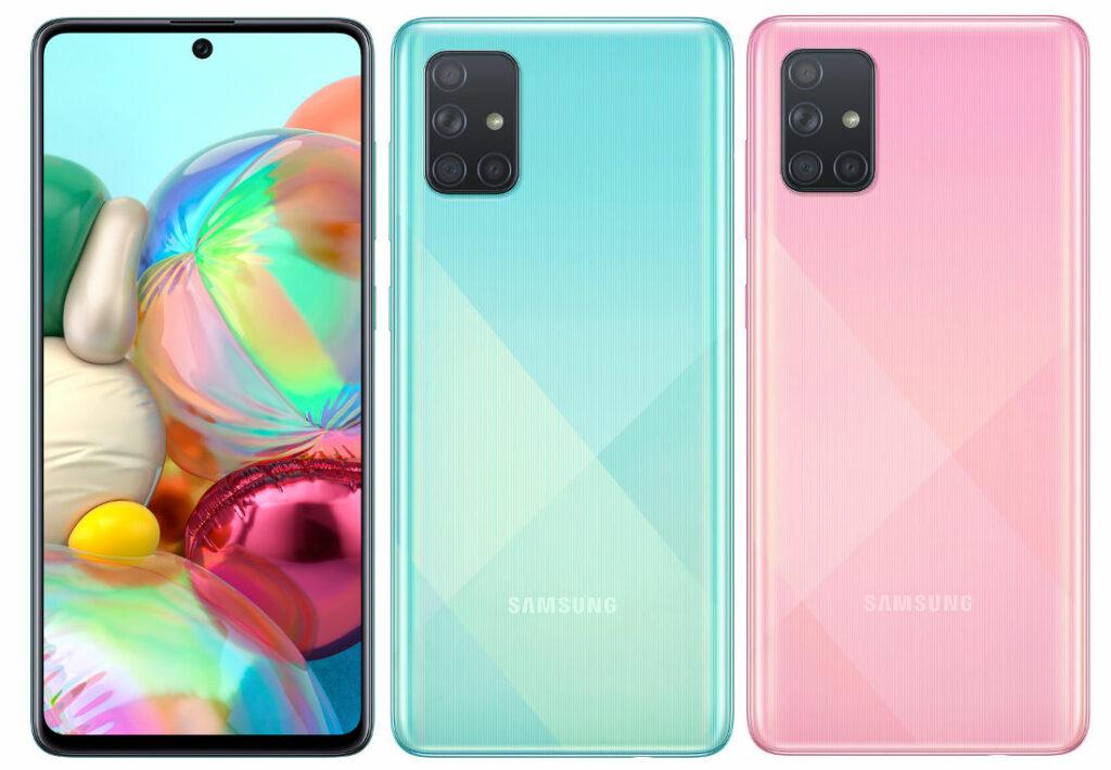 Samsung A71 1