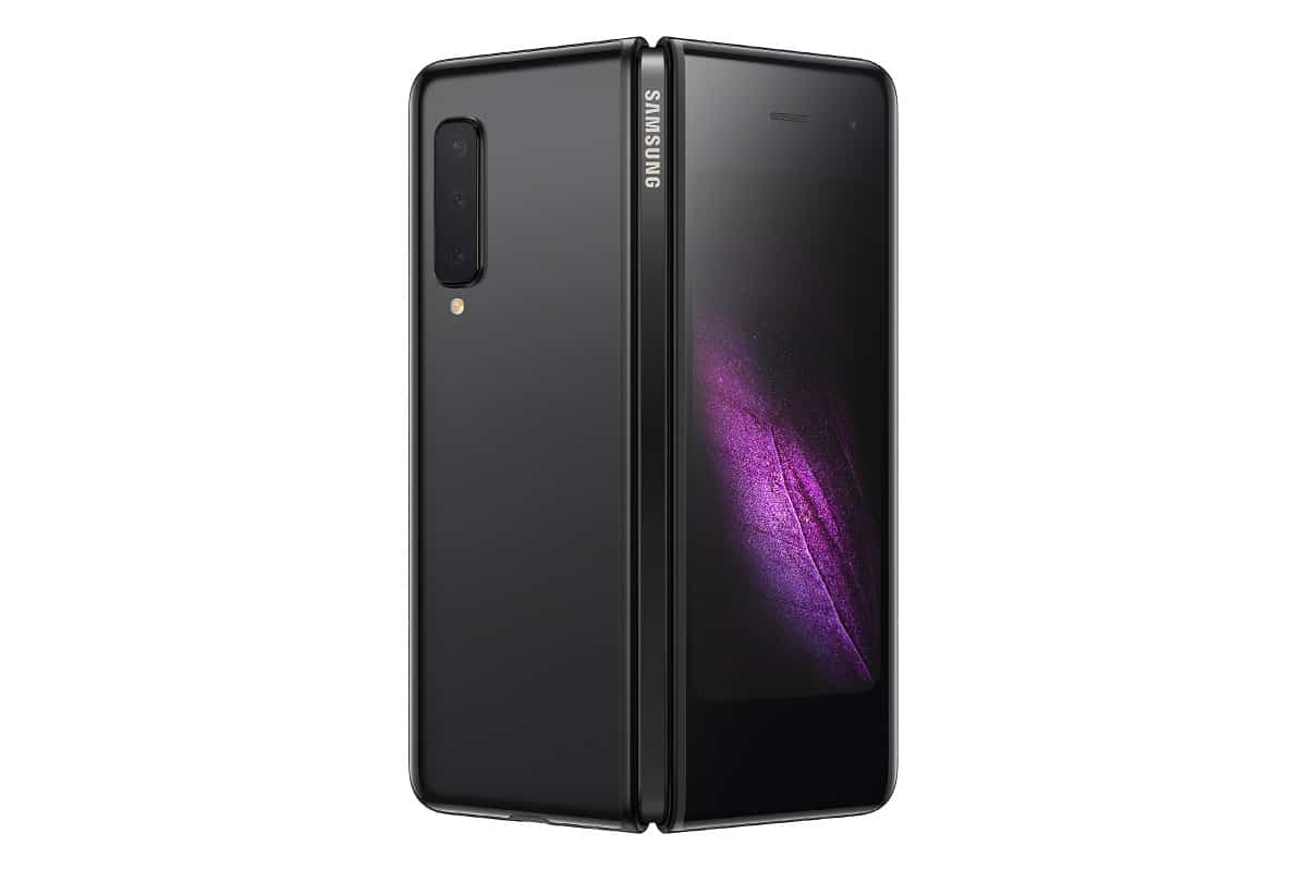 Samsung Galaxy Fold Cosmos Black 2