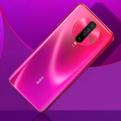 Xiaomi Redmi K30 5G 2