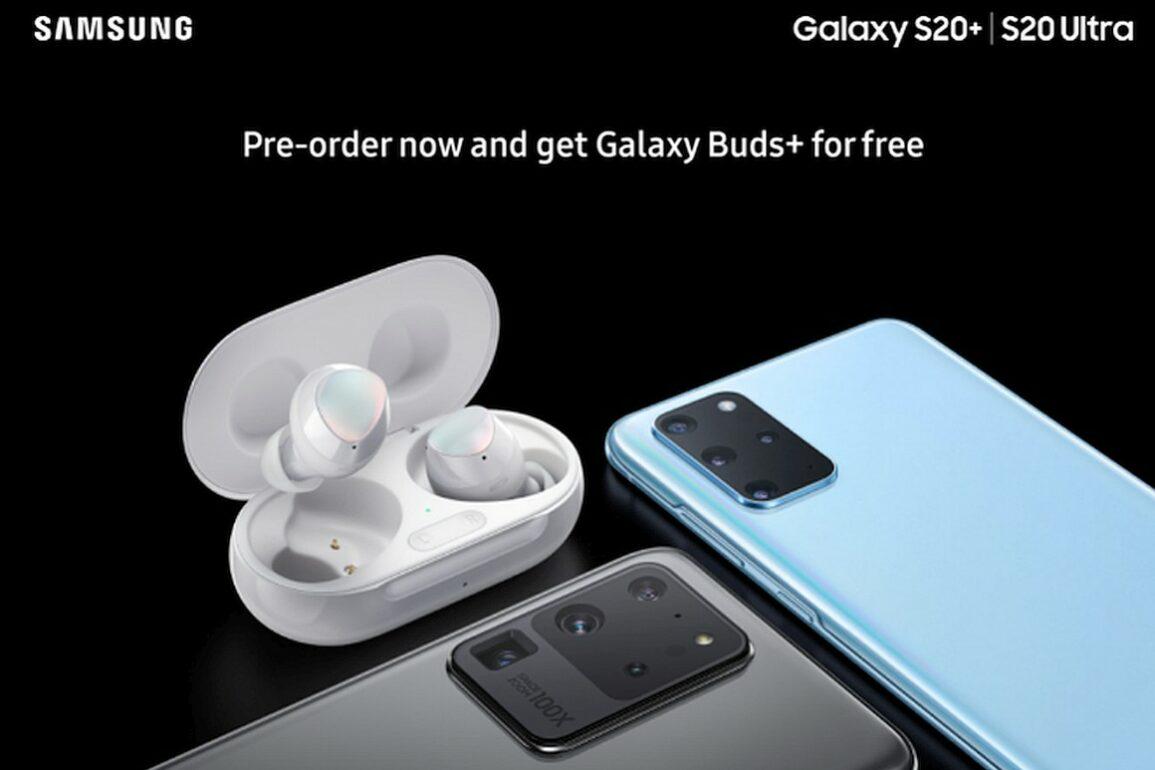 Galaxy S20 Preorder