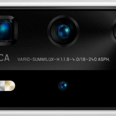 Huawei P40 Pro kamere