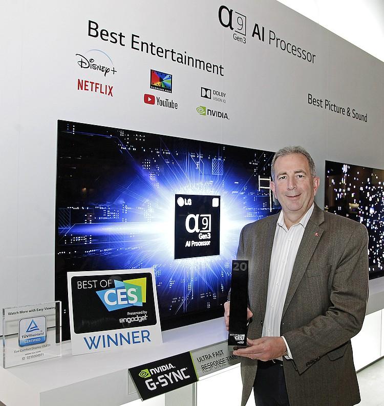 LG CES 2020 AWARD 02