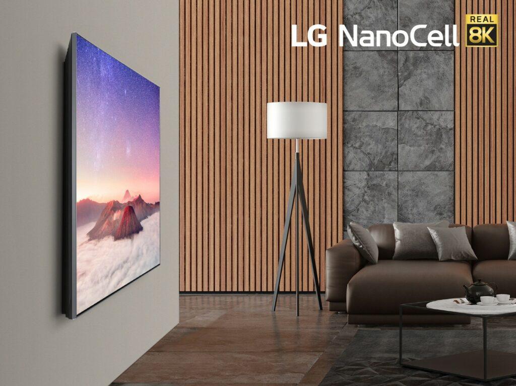 LG NanoCell TV75NANO992