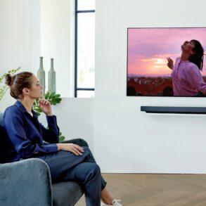 LG OLED TV WX Cinema
