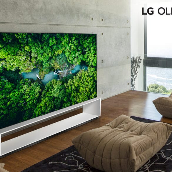 LG SIGNATURE OLED 8K TV 88ZX 02
