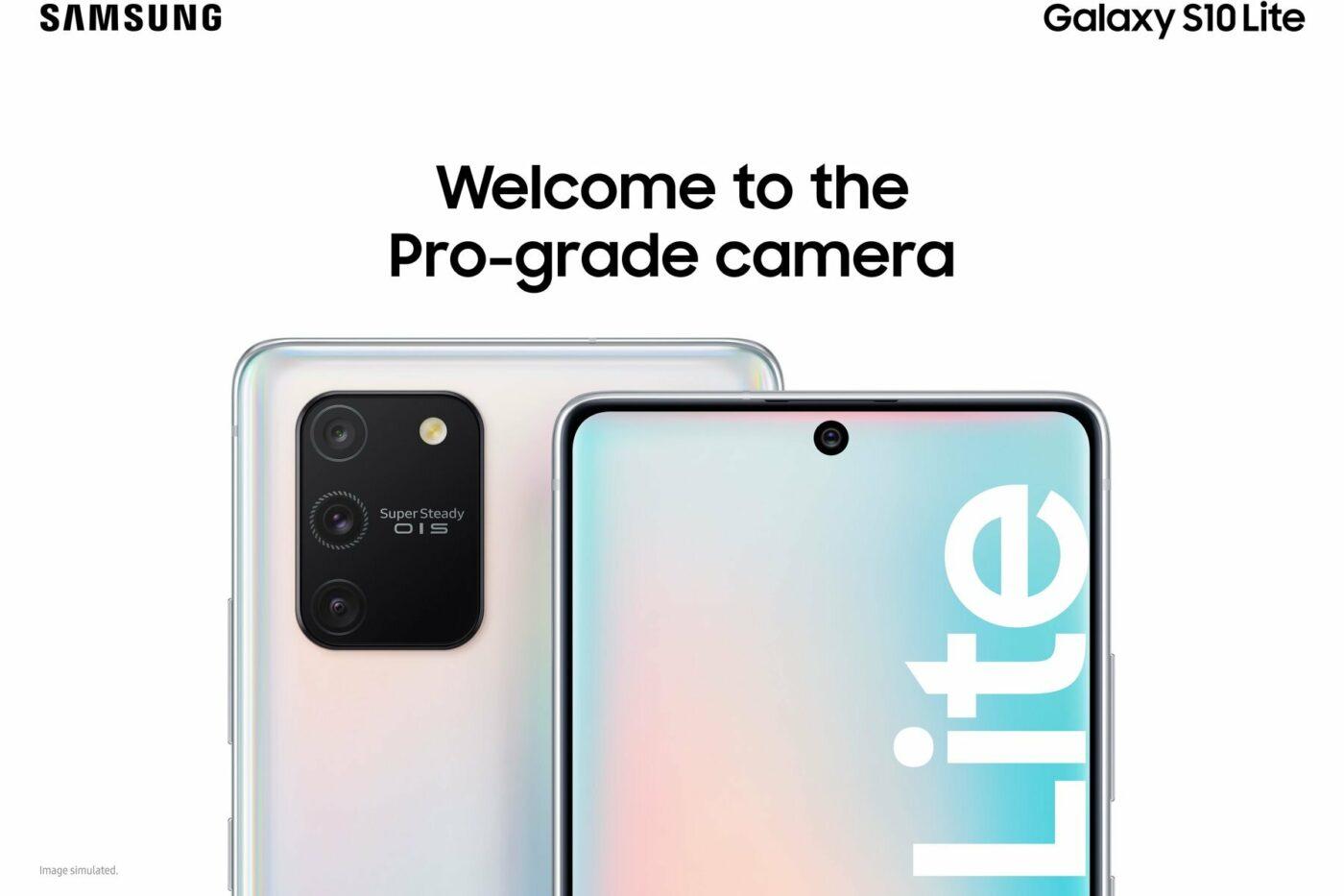 Samsung Galaxy S10 Lite 1