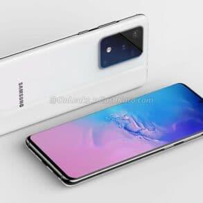 Samsung Galaxy S20 Ultra 1