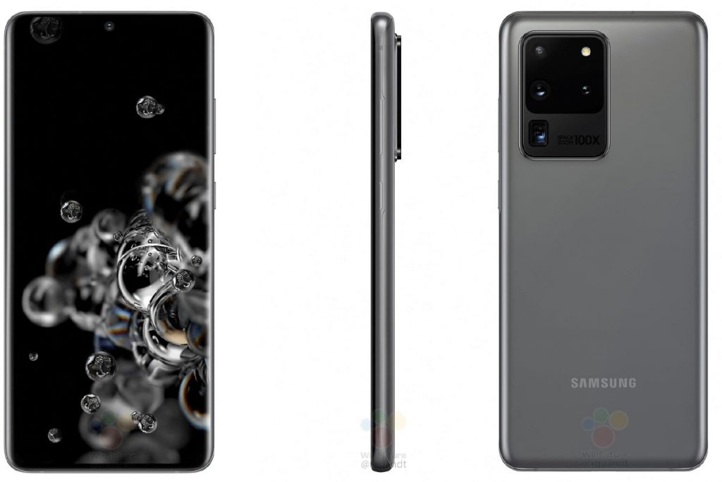Samsung Galaxy S20 Ultra 5G 2