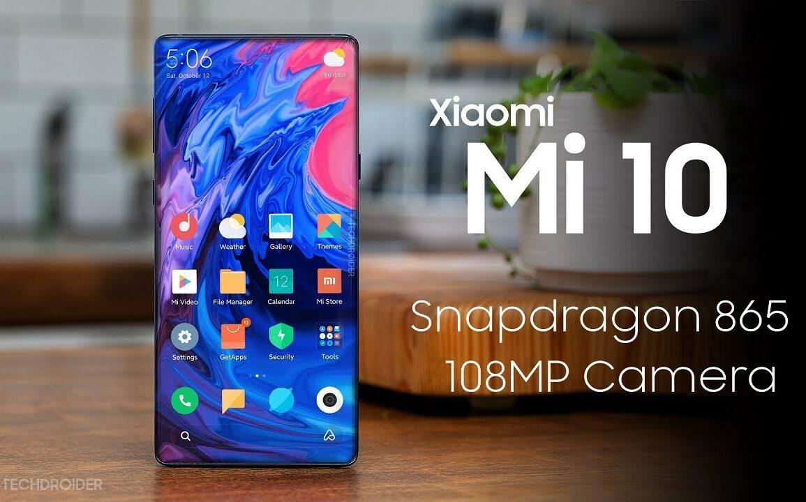 Xiaomi Mi 10 pro 2
