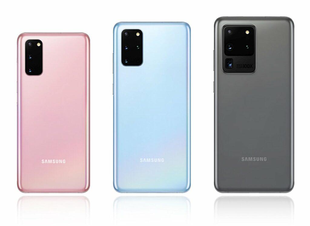 Galaxy S20 S20 Plus S20 Ultra 1