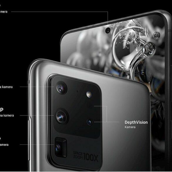 Galaxy S20 Ultra kamera