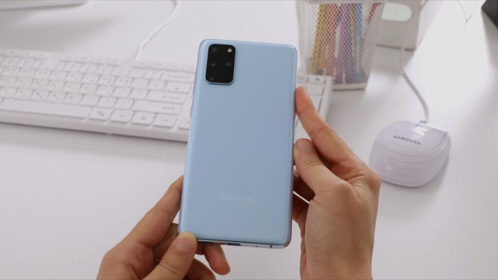 Galaxy S20 Plus design 01 image