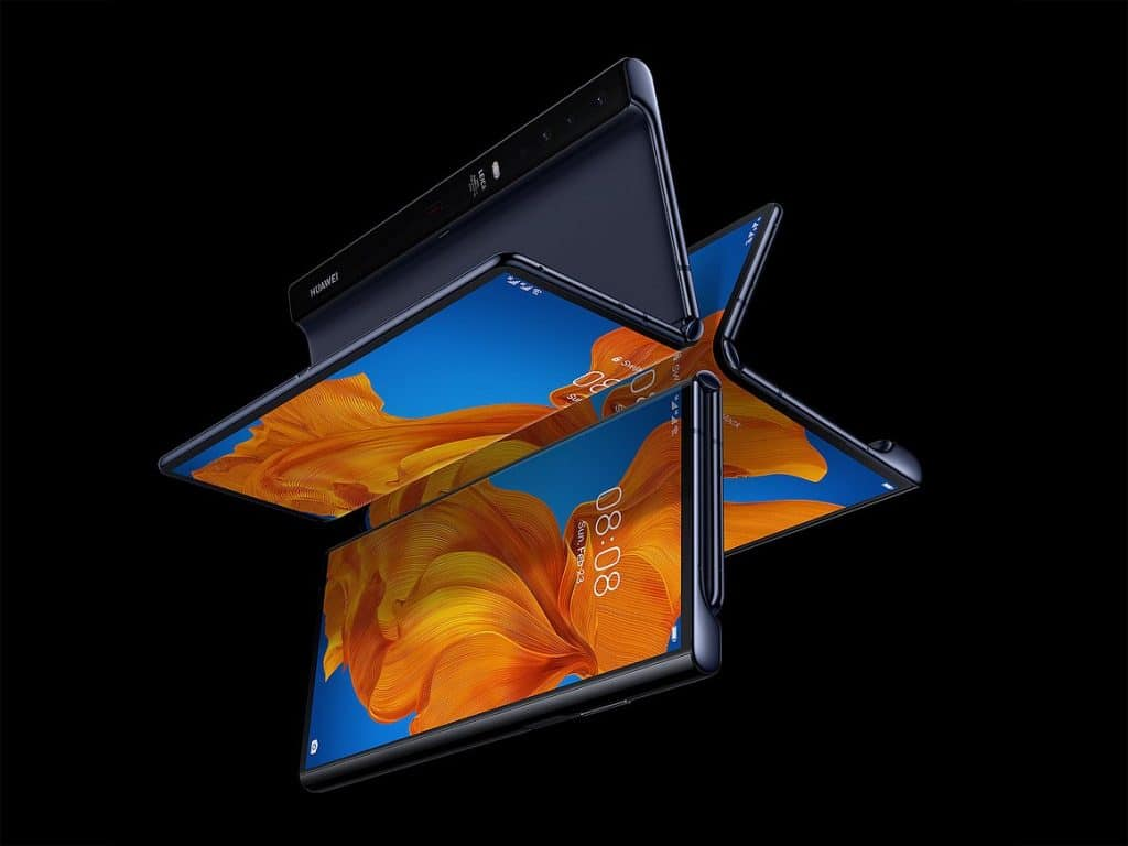 Huawei Mate Xs 1