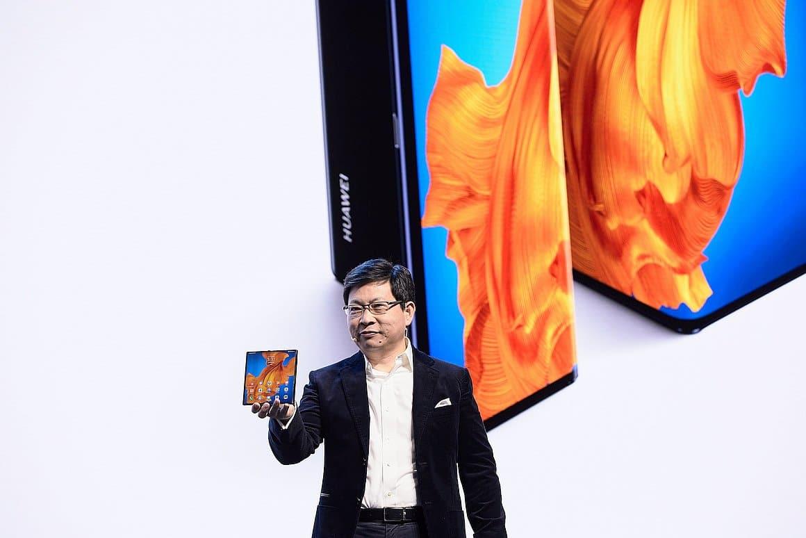 Huawei Mate Xs 3
