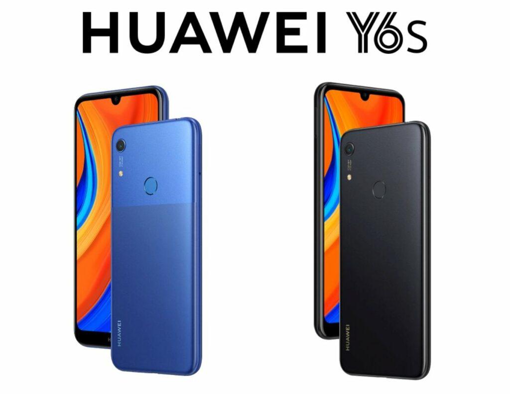 Huawei Y6s 1