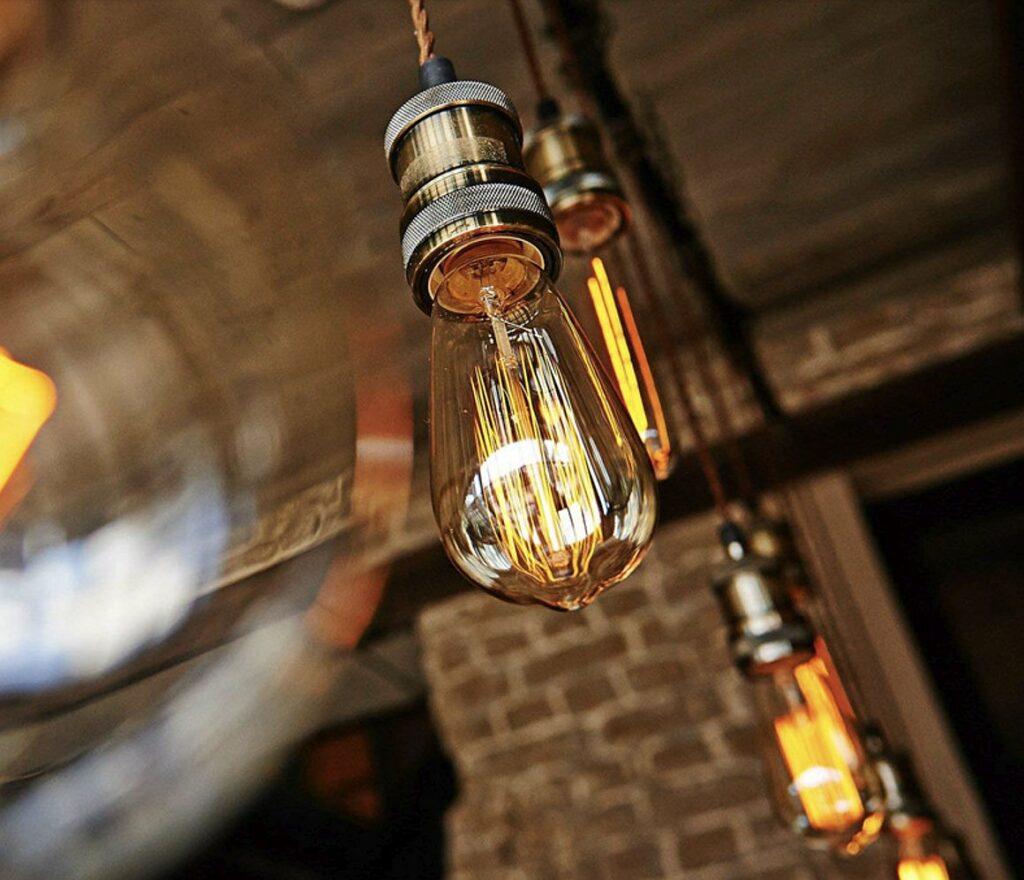 LED vintage žarulja