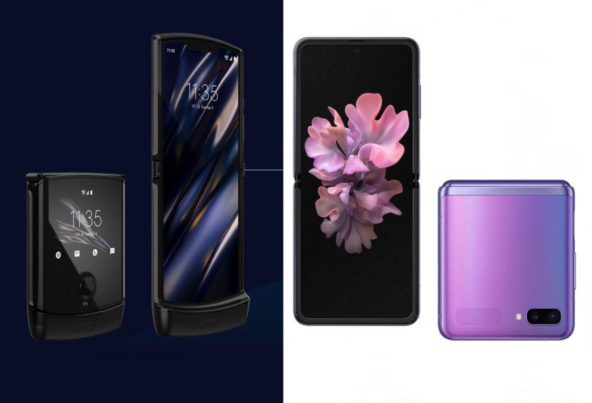 Motorola RAZR 2019 vs Samsung Galaxy Z Flip