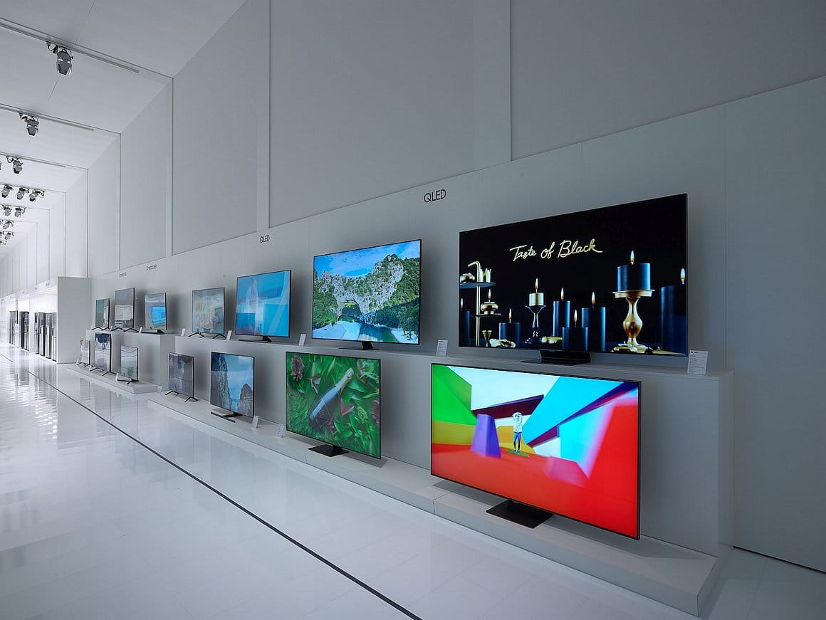 Samsung QLED 2020 lineup 1