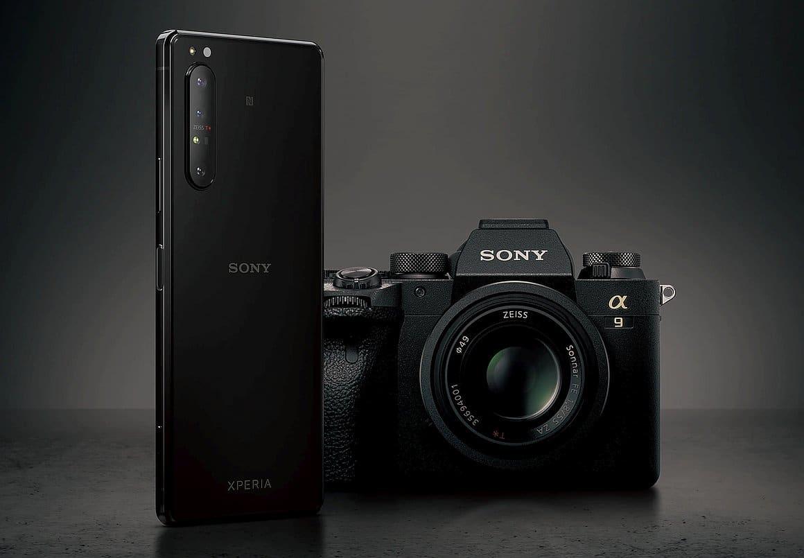 Sony Xperia 1 II a
