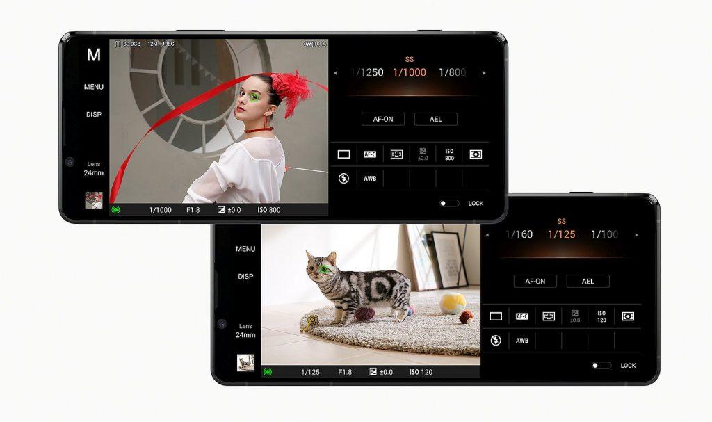 Sony Xperia 1 II c