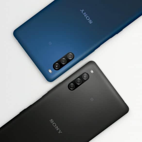 Sony Xperila L4 2