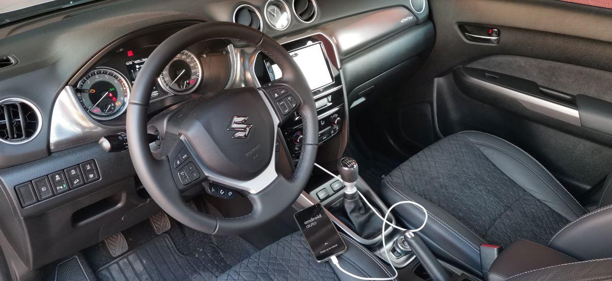 Suzuki Vitara 1.4 140 KS 11