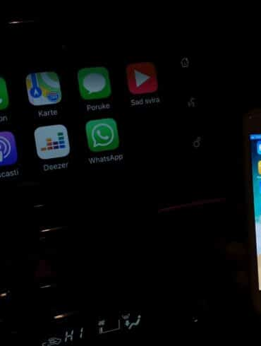 Suzuki Vitara 1.4 140 KS iPhone 1