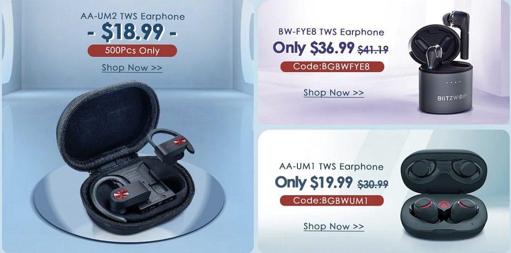 TWS slušalice 2