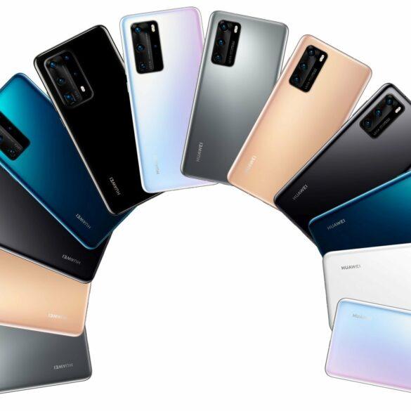 Huawei P40 Pro sve boje