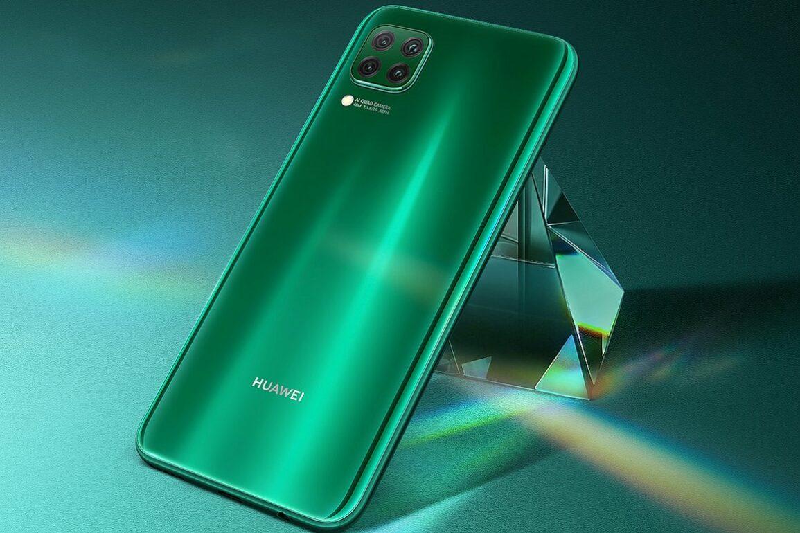 Huawei P40 lite 2 1