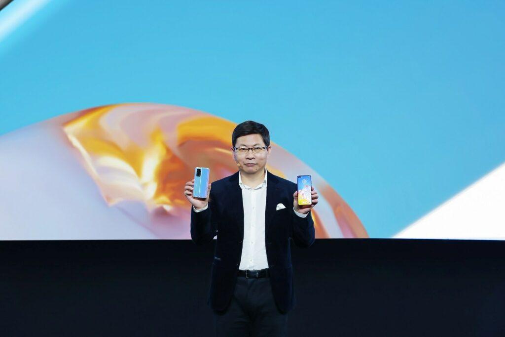 Huawei P40 serija 2