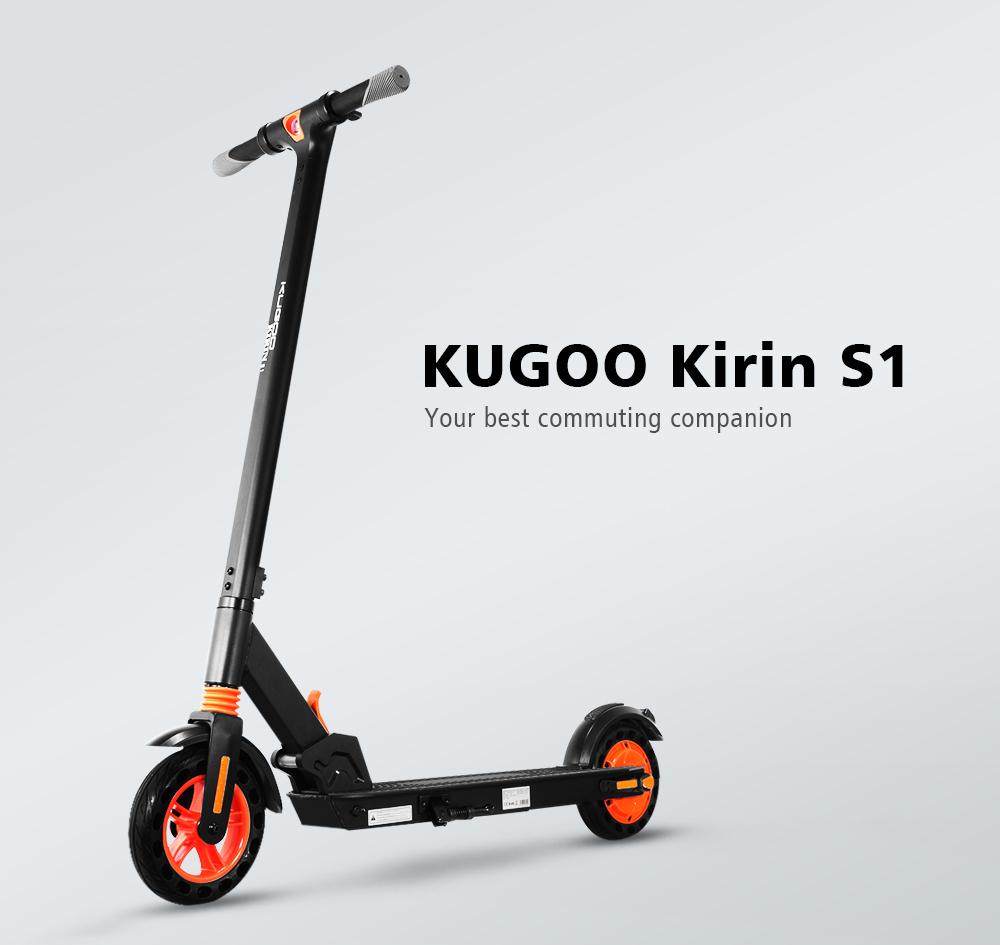 Kugoo Kirin S1 2