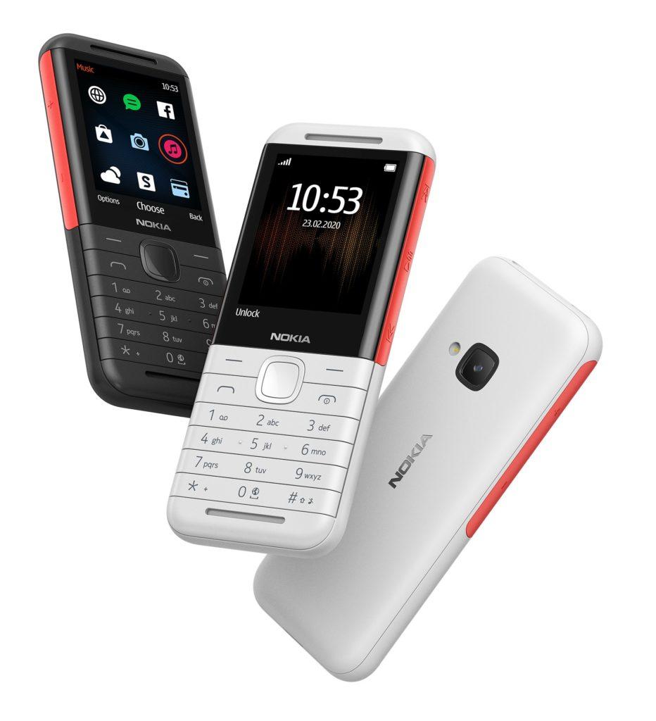Nokia 5310 Emotional PNG
