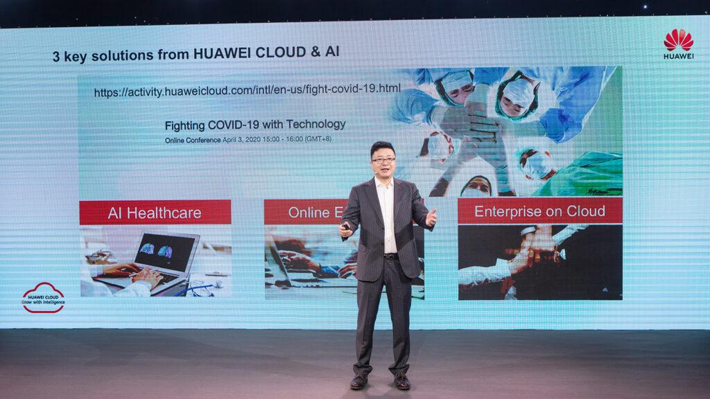 Deng Tao predsjednik Huawei Clouda