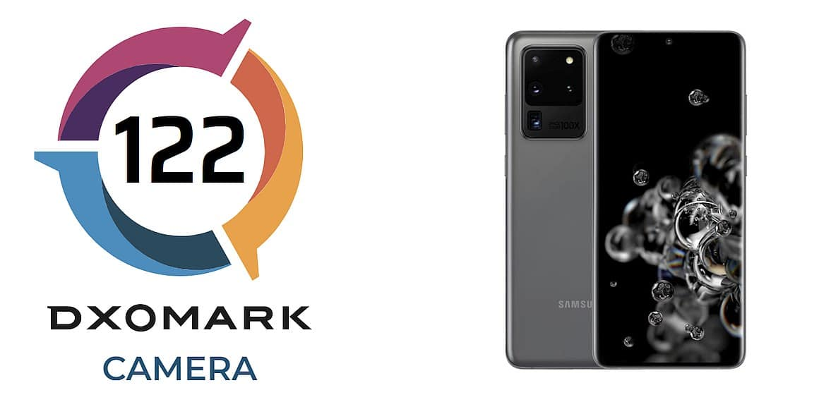 DxoMark S20 Ultra 1