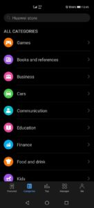 Huawei AppGallery 3