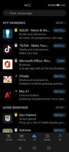 Huawei AppGallery 4