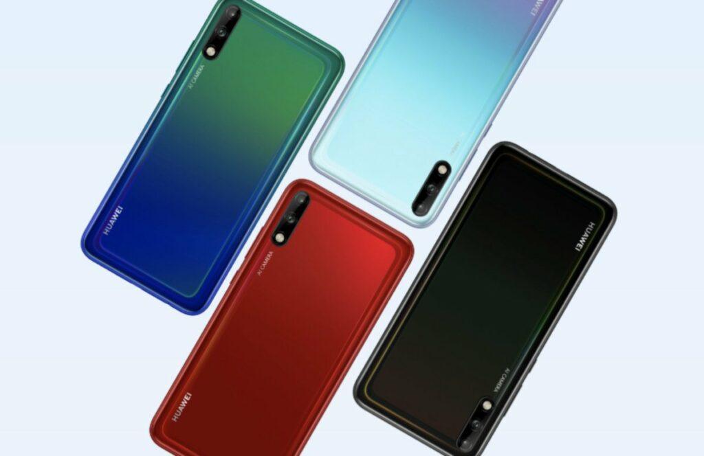 Huawei P40 lite E 1 1