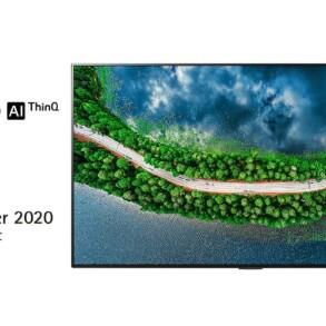 Red Dot 2020 LG OLED TV GX 01