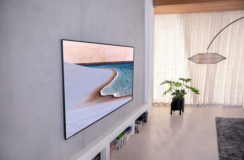 Red Dot 2020 LG OLED TV GX 03