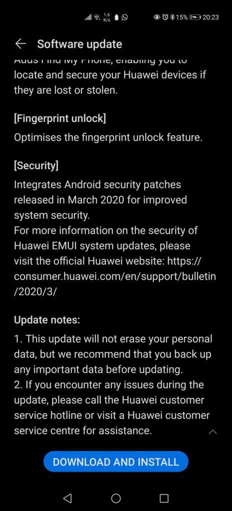 Screenshot 20200407 202340 com.huawei.android.hwouc