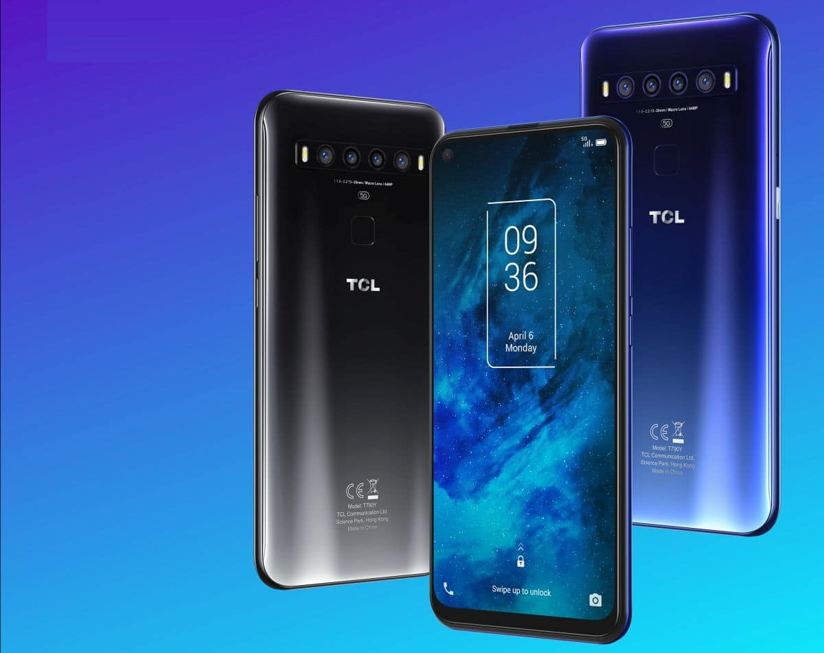 TCL 10 5G 3