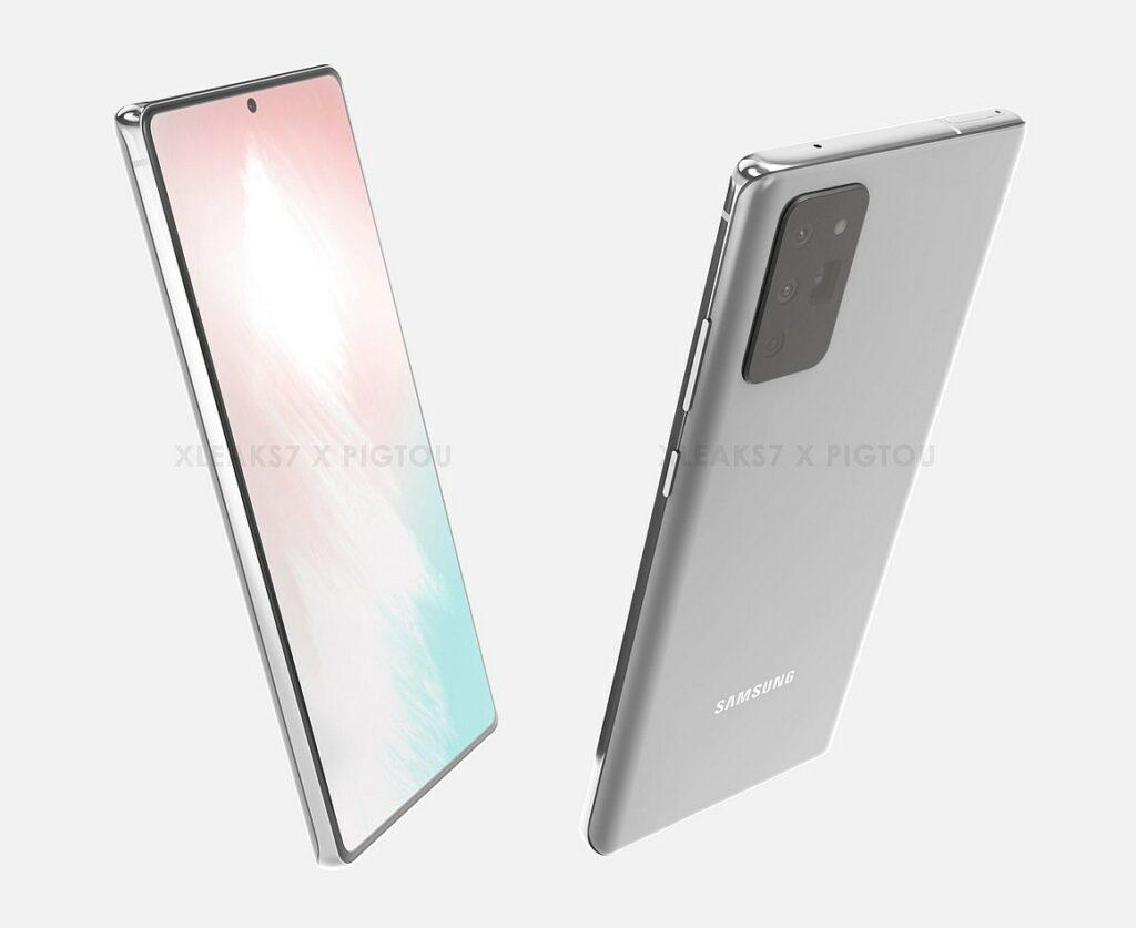 Galaxy Note 20 4