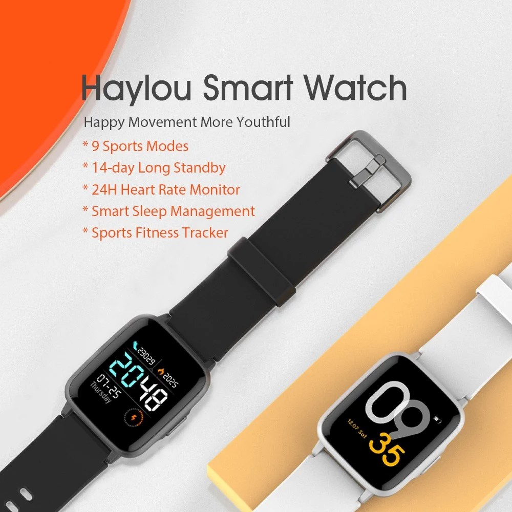 Haylou smartwatch 1