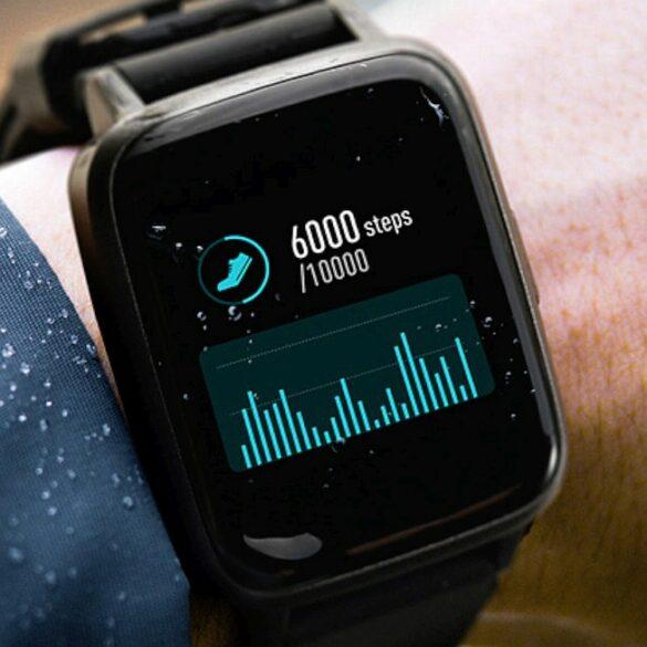 Haylou smartwatch 6