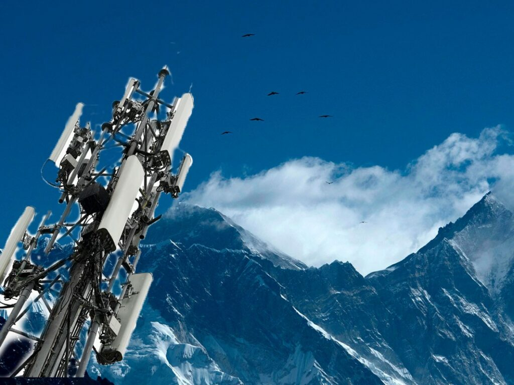 Huawei Moount Everest 5G