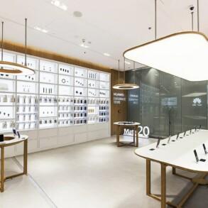 Huawei flagship store 2