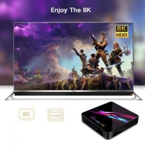 X88 Pro 8K TV box 2