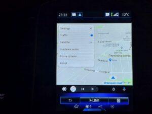 Android Auto u Renault Grand Scenic 5