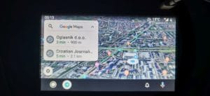 Dacia Dokker Android Auto 4